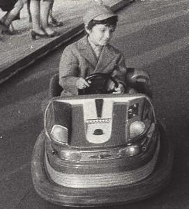 Enrico Sardini da piccolo