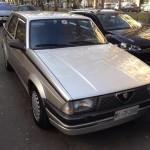 Alfa Romeo 75 Twin Spark 2000 1987
