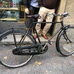 Bici originale anni '40 tedesca
