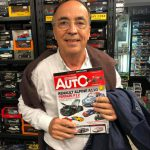 Claudio Lopez Osses, from Argentina! Amico di Tiny Cars