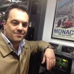 Davide Negretti, di DN Racing, amico di Tiny Cars!