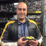 Harel Haski, amico di Tiny Cars!