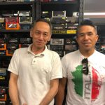 Hitoshi and Issei amici di Tiny Cars dal Giappone!