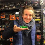 Rickard Ryberg M Figueiredo amico di Tiny Cars!