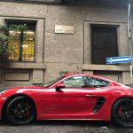 Valerio Alfonzetti prova la nuova Porsche Cayman GTS e ci presenta il nuovo numero di Tutto Porsche