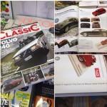 È uscito Gente Motori Classic di Giugno, come sempre con i modellini di Tiny Cars