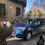 25.01.2019   Valerio Alfonzetti prova il nuovo Opel Combo Life!