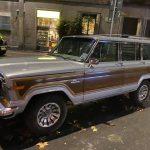 AMC JEEP Grand Wagoneer 5.9 lt. 1984