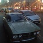 Alfa Romeo GT 1750.