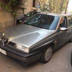 Alfa Romeo 155 1.8 T. Spark 1997
