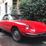 Alfa Romeo 1750 Spider Veloce 1970