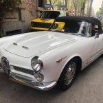 Alfa Romeo 2000 Spider 1958