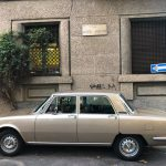 Alfa Romeo 2000 berlina 1973