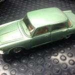 Alfa Romeo 2600 berlina Mebetoys scala 1:43 verde chiaro metallizzato, mai vista!