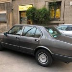 Alfa Romeo Alfetta 2000 Quadrifoglio Oro 1984