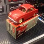 Alfa Romeo Dauphine, Ingap, scala 1:26