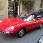 Alfa Romeo Duetto 2000, 1972