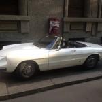 Alfa Romeo Duetto coda tronca 1972
