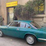 Alfa Romeo Giulia GT 1.3 cruscotto piatto primissima serie 1966
