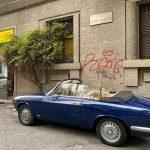 Alfa Romeo Giulia GTC 1600 del 1966