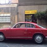 Alfa Romeo Giulia Sprint 1600, 1962