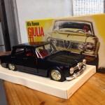 Alfa Romeo Giulia Togi