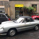 Alfa Romeo Spider 1.6 1983