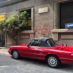 Alfa Romeo Spider 1.6 Carburatori 1991