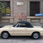 Alfa Romeo Spider Duetto Osso di Seppia 1968