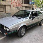 Alfasud Sprint Quadrifoglio Verde 1985