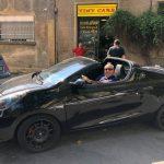 Arriva Gaetano con la Renault Wind!