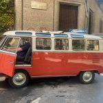 Arriva Massimo con il suo mitico VW T1!