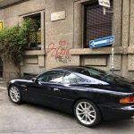 Aston Martin DB7 Vantage V12, 2000