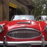 Austin Healey 3000 MK2 1962