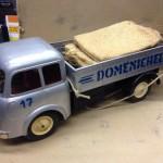 Autocarro Domenichelli, Ingap anni '50