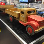 Autocarro In legno Zax