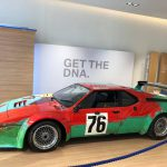 BMW   Art Cars Collection   Andy Warhol   BMW M1, 1979