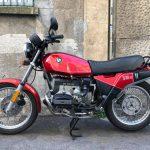 BMW R80 ST 1986
