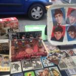 In giro al mercatino: lotto Beatles, divertente divagazione!