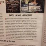 Ottobre 2013 - Bellissimo articolo di Tutto Porsche su Tiny Cars