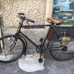 Bicicletta storica appartenente all'esercito svizzero, 1973