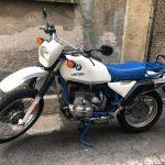 Bmw R80 GS Basic 1996