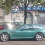 Bmw Z3 M Coupe (non proprio d'epoca)