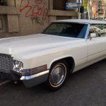 Cadillac De Ville Convertible 1970