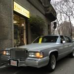 Cadillac Fleetwood Brougham, 1991