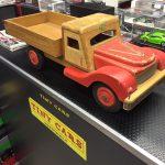Camion Zax in legno