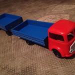 Camion italiano anni '50, legno e plastica - 2