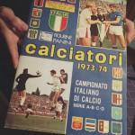 Campionato di calcio1973-74 Calciatori Edizioni Panini Modena