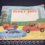 Catalogo Dinky Toys fine anni '50