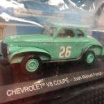 Chevrolet V8 Coupe 1940 Juan Manuel Fangio serie serie da edicola Argentina Turismo Carretera regalata dall'amico Rodolfo Pizzichini! Ovviamente non in vendita!